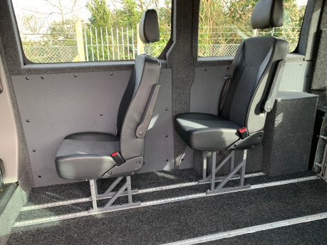 Renault Master 2015 SL28 BUSINESS DCI L/R P/V QUICKSHIFT wheelchair accessible vehicle WAV 14