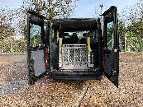 Renault Master 2015 SL28 BUSINESS DCI L/R P/V QUICKSHIFT wheelchair accessible vehicle WAV 5