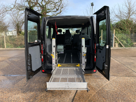 Renault Master 2015 SL28 BUSINESS DCI L/R P/V QUICKSHIFT wheelchair accessible vehicle WAV 6