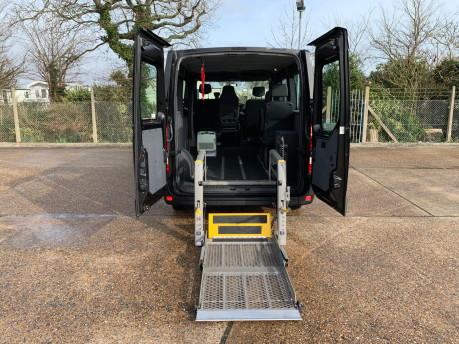 Renault Master 2015 SL28 BUSINESS DCI L/R P/V QUICKSHIFT wheelchair accessible vehicle WAV 7