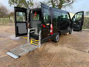 Renault Master 2015 SL28 BUSINESS DCI L/R P/V QUICKSHIFT wheelchair accessible vehicle WAV 26