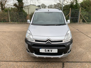 Citroen Berlingo Multispace 2014 MULTISPACE AIRDREAM XTR EGS E-HDI wheelchair & scooter accessible WAV 2