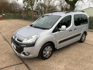 Citroen Berlingo Multispace 2014 MULTISPACE AIRDREAM XTR EGS E-HDI wheelchair & scooter accessible WAV 3