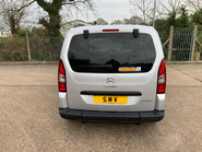 Citroen Berlingo Multispace 2014 MULTISPACE AIRDREAM XTR EGS E-HDI wheelchair & scooter accessible WAV 4