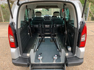 Citroen Berlingo Multispace 2014 MULTISPACE AIRDREAM XTR EGS E-HDI wheelchair & scooter accessible WAV 10