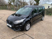 Ford Grand Tourneo Connect 2020 GRAND ZETEC TDCI wheelchair and scooter accessible vehicle WAV 1