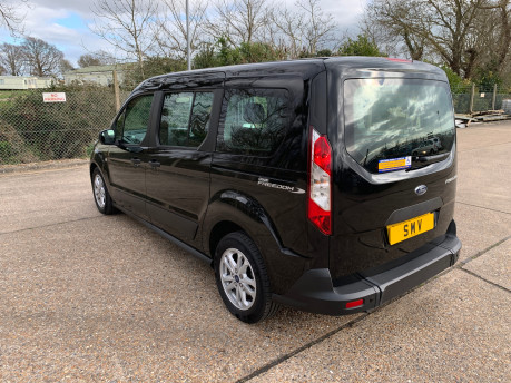 Ford Grand Tourneo Connect 2020 GRAND ZETEC TDCI wheelchair and scooter accessible vehicle WAV 30