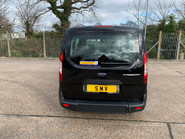 Ford Grand Tourneo Connect 2020 GRAND ZETEC TDCI wheelchair and scooter accessible vehicle WAV 4