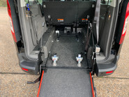 Ford Grand Tourneo Connect 2020 GRAND ZETEC TDCI wheelchair and scooter accessible vehicle WAV 11