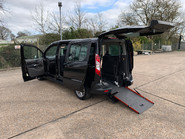 Ford Grand Tourneo Connect 2020 GRAND ZETEC TDCI wheelchair and scooter accessible vehicle WAV 33
