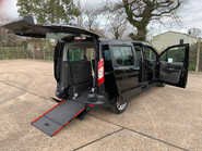 Ford Grand Tourneo Connect 2020 GRAND ZETEC TDCI wheelchair and scooter accessible vehicle WAV 35