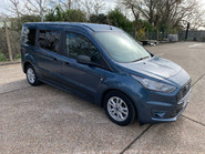 Ford Grand Tourneo Connect 2020 GRAND Zetec TDCI wheelchair & scooter accessible vehicle WAV 1