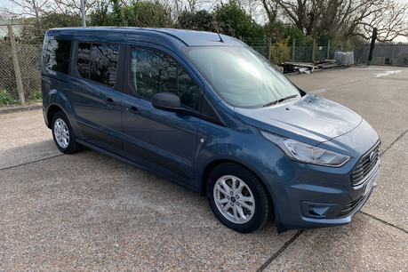 Ford Grand Tourneo Connect 2020 GRAND Zetec TDCI wheelchair & scooter accessible vehicle WAV