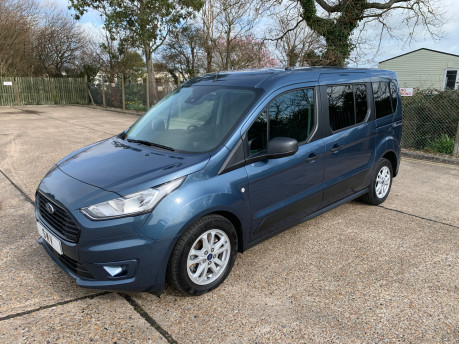 Ford Grand Tourneo Connect 2020 GRAND Zetec TDCI wheelchair & scooter accessible vehicle WAV 3