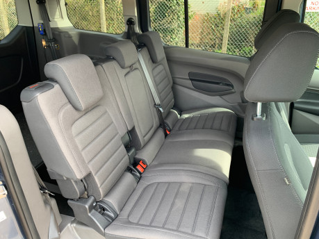Ford Grand Tourneo Connect 2020 GRAND Zetec TDCI wheelchair & scooter accessible vehicle WAV 18