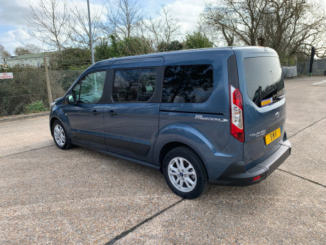 Ford Grand Tourneo Connect 2020 GRAND Zetec TDCI wheelchair & scooter accessible vehicle WAV 31