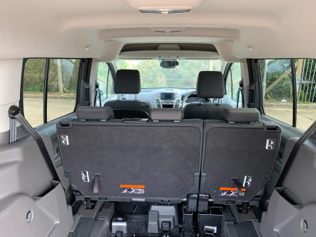 Ford Grand Tourneo Connect 2020 GRAND Zetec TDCI wheelchair & scooter accessible vehicle WAV 13