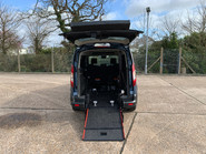 Ford Grand Tourneo Connect 2020 GRAND Zetec TDCI wheelchair & scooter accessible vehicle WAV 9
