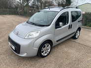 Fiat Qubo MULTIJET DYNAMIC DUALOGIC wheelchair & scooter accessible vehicle WAV 3