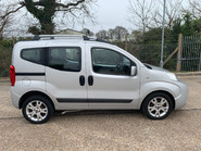 Fiat Qubo MULTIJET DYNAMIC DUALOGIC wheelchair & scooter accessible vehicle WAV 25