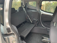 Fiat Qubo MULTIJET DYNAMIC DUALOGIC wheelchair & scooter accessible vehicle WAV 9