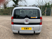 Fiat Qubo MULTIJET DYNAMIC DUALOGIC wheelchair & scooter accessible vehicle WAV 4