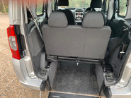 Fiat Qubo MULTIJET DYNAMIC DUALOGIC wheelchair & scooter accessible vehicle WAV 11