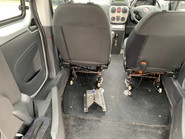 Fiat Qubo MULTIJET DYNAMIC DUALOGIC wheelchair & scooter accessible vehicle WAV 7