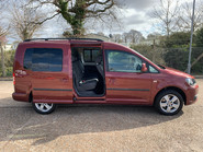 Volkswagen Caddy Maxi 2015 C20 LIFE TDI wheelchair & scooter accessible vehicle 26