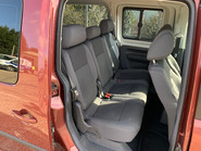 Volkswagen Caddy Maxi 2015 C20 LIFE TDI wheelchair & scooter accessible vehicle 24