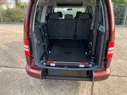 Volkswagen Caddy Maxi 2015 C20 LIFE TDI wheelchair & scooter accessible vehicle 6