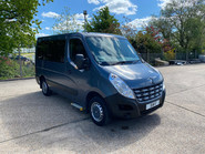 Renault Master 2013 SL30 DCI COMBO QUICKSHIFT wheelchair accessible vehicle WAV 2