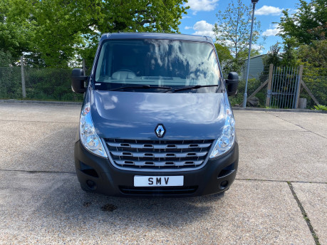 Renault Master 2013 SL30 DCI COMBO QUICKSHIFT wheelchair accessible vehicle WAV 35