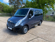 Renault Master 2013 SL30 DCI COMBO QUICKSHIFT wheelchair accessible vehicle WAV 36