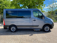 Renault Master 2013 SL30 DCI COMBO QUICKSHIFT wheelchair accessible vehicle WAV 38