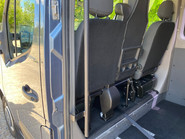 Renault Master 2013 SL30 DCI COMBO QUICKSHIFT wheelchair accessible vehicle WAV 8