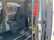 Renault Master 2013 SL30 DCI COMBO QUICKSHIFT wheelchair accessible vehicle WAV 9