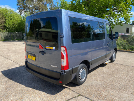 Renault Master 2013 SL30 DCI COMBO QUICKSHIFT wheelchair accessible vehicle WAV 39