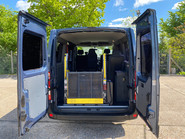 Renault Master 2013 SL30 DCI COMBO QUICKSHIFT wheelchair accessible vehicle WAV 12