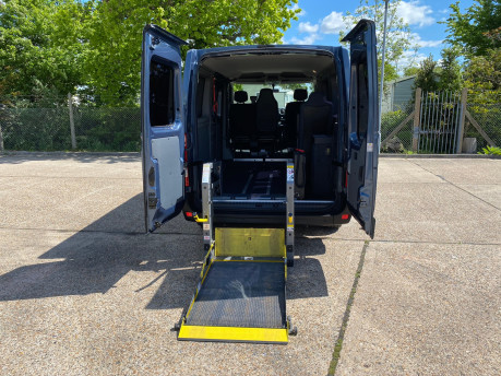 Renault Master 2013 SL30 DCI COMBO QUICKSHIFT wheelchair accessible vehicle WAV 15