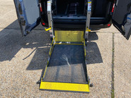 Renault Master 2013 SL30 DCI COMBO QUICKSHIFT wheelchair accessible vehicle WAV 16