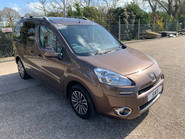 Peugeot Partner 2013 E-HDI TEPEE S wheelchair & scooter accessible vehicle WAV 1