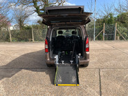 Peugeot Partner 2013 E-HDI TEPEE S wheelchair & scooter accessible vehicle WAV 15