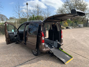 Peugeot Partner 2013 E-HDI TEPEE S wheelchair & scooter accessible vehicle WAV 28