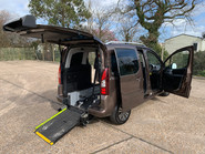 Peugeot Partner 2013 E-HDI TEPEE S wheelchair & scooter accessible vehicle WAV 29