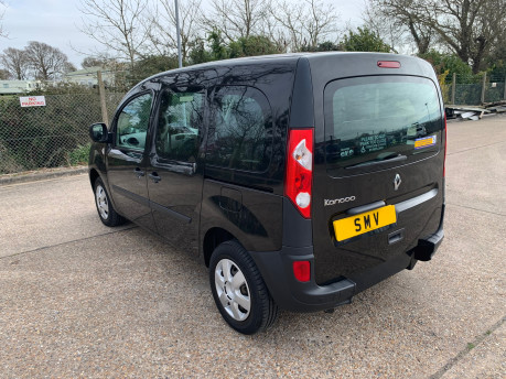Renault Kangoo 2011 EXTREME 16V wheelchair & scooter accessible vehicle WAV 17