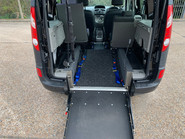 Renault Kangoo 2011 EXTREME 16V wheelchair & scooter accessible vehicle WAV 8