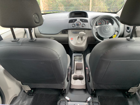 Renault Kangoo 2011 EXTREME 16V wheelchair & scooter accessible vehicle WAV 10