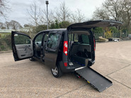 Renault Kangoo 2011 EXTREME 16V wheelchair & scooter accessible vehicle WAV 16