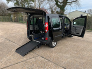 Renault Kangoo 2011 EXTREME 16V wheelchair & scooter accessible vehicle WAV 21